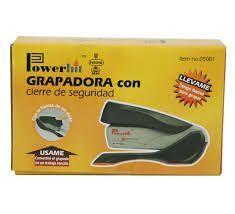 GRAPADORA POWERHIT CON CIERRE DE SEGURIDAD