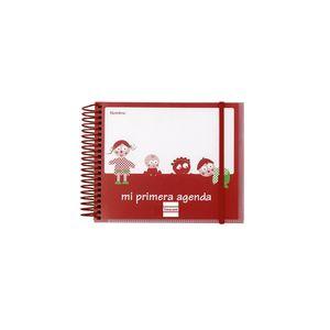AGENDA INFANTIL 1DP NO FECHADA 6316208