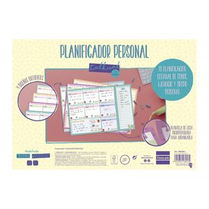 PLANIFICADOR TALKUAL PERSONAL A4