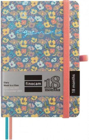 AGENDA FINOCAM 18M M3 SV GIRL 2021-22