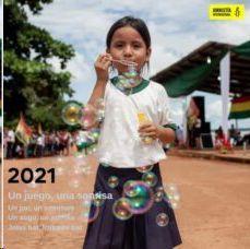 2021 CALENDARIO AMNISTIA INTERNACIONAL