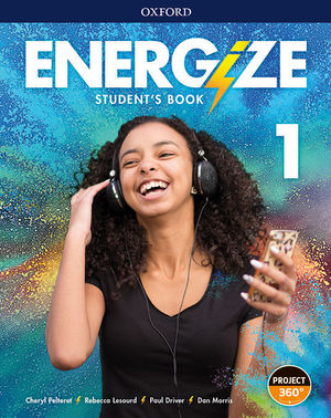 ENERGIZE 1. STUDENT'S BOOK.