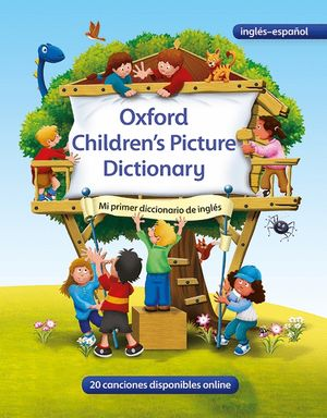 OXFORD CHILDRENS PICTURE DICTIONARY FOR LEARNERS OF ENGLISH PACK