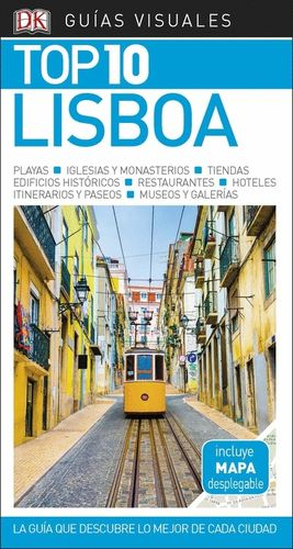 LISBOA 2018 GUÍA VISUAL TOP 10