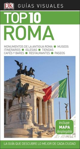 ROMA 2018 GUÍA VISUAL TOP 10