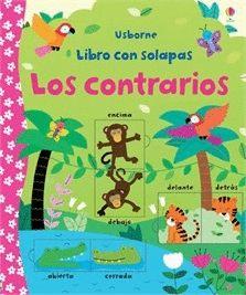 LOS CONTRARIOS. LIBRO CON SOLAPAS
