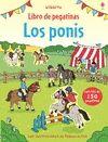 LOS PONIS. LIBRO DE PEGATINAS