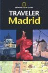 VIEJA GUIA TRAVELER MADRID