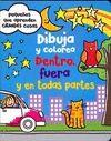 DIBUJA Y COLOREA DENTRO, FUERA Y EN TODAS PARTES