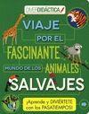 DIVER VIAJE FASCINANTE MUNDO ANIMAL