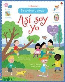 ASI SOY YO. DESCUBRO Y PEGO