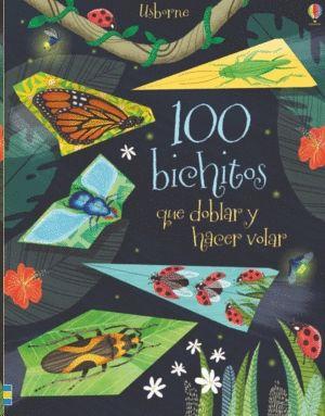 100 BICHITOS PARA DOBLAR Y VOLAR