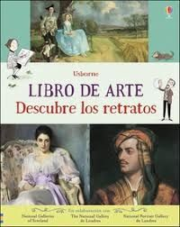 LIBRO DE ARTE - DESCUBRE LOS RETRATOS