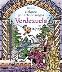 COLOREA POR ARTE DE MAGIA - VERDEZUELA