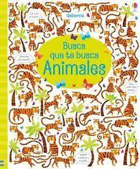 ANIMALES. BUSCA QUE TE BUSCA