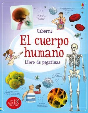 EL CUERPO HUMANO. PEGATINAS