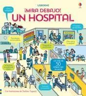 UN HOSPITAL. MIRA DEBAJO