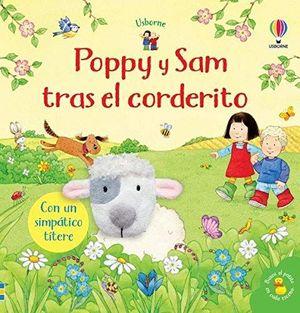 POPPY Y SAM TRAS EL CORDERITO