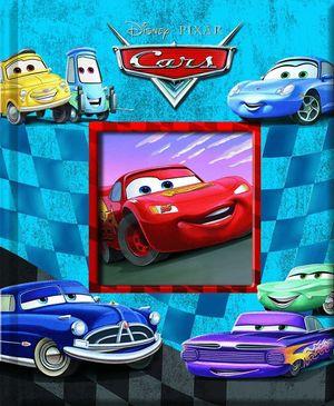 PRIMER TESORO CARS