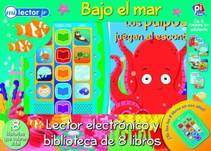 LECTOR MAGICO JUNIOR BAJO EL MAR ME READER JR