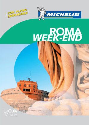 VIEJA GUÍA VERDE WEEK-END ROMA