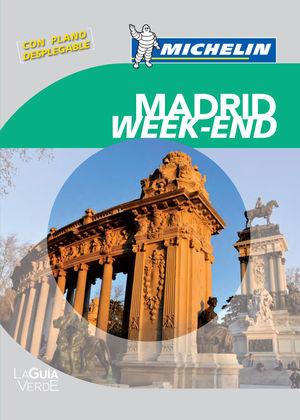 VIEJA GUÍA VERDE WEEK-END MADRID