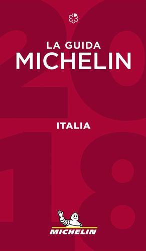 GUIA ROJA MICHELIN ITALIA 2018