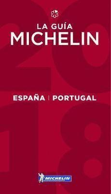 GUÍA MICHELIN ESPAÑA & PORTUGAL 2018