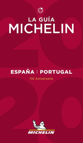LA GUÍA ROJA ESPAÑA & PORTUGAL 2020 MICHELIN