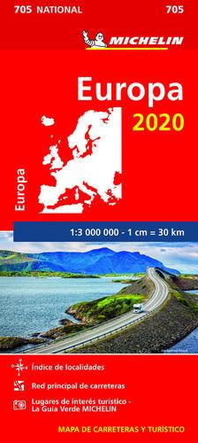 705 MAPA NATIONAL EUROPA 2020