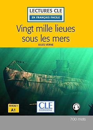 VINGT MILLE LIEUES SOUS LES MERS - NIVEAU 1/A1 - 2º EDITIÓN