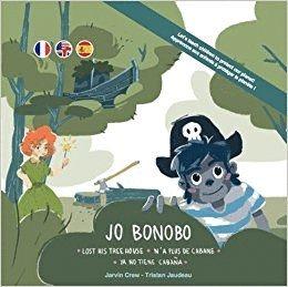JO BONOBO. (ESP-ING-FRA)