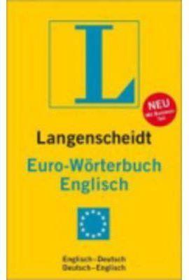 DICCIONARIO BASICO INGLES / ALEMAN LANGENSCHEIDT