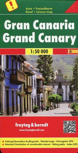 GRAN CANARIA 1:50000