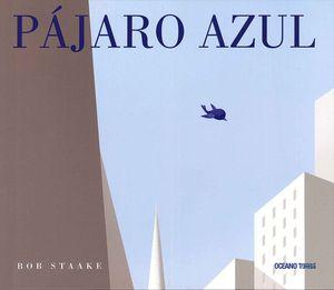 PAJARO AZUL