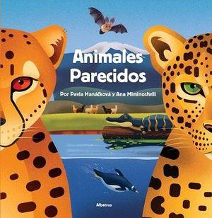ANIMALES PARECIDOS
