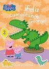 FELIZ CUMPLEAÑOS GEORGE! (PEPPA PIG NÚM. 19)