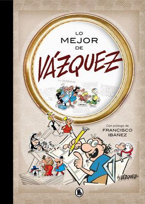LO MEJOR DE VÁZQUEZ (LO MEJOR DE...)