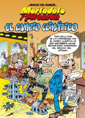 MAGOS DEL HUMOR. EL CAMBIO CLIMATICO