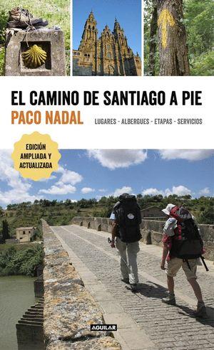 EL CAMINO DE SANTIAGO A PIE 2017