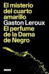 MISTERIO DEL CUARTO AMARILLO. EL PERFUME DE LA DAMA DE NEGRO