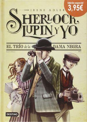 OFERTA. EL TRÍO DE LA DAMA NEGRA. EDICIÓN ESPECIAL