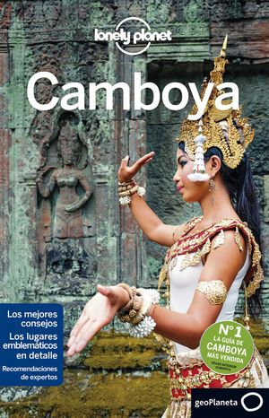 CAMBOYA LONELY PLANET 2016