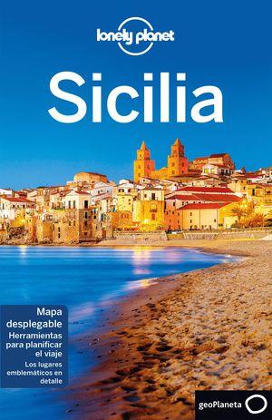 SICILIA 2017 LONELY PLANET