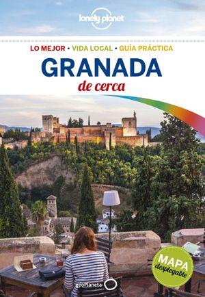 GRANADA DE CERCA 2017 LONELY PLANET