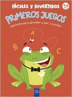 PRIMEROS JUEGOS FÁCILES Y DIVERTIDOS