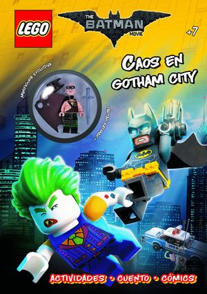 LEGO BATMAN. CAOS EN GOTHAM CITY