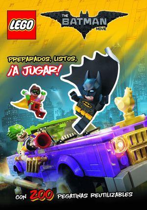 LEGO BATMAN. LIBRO DE PEGATINAS