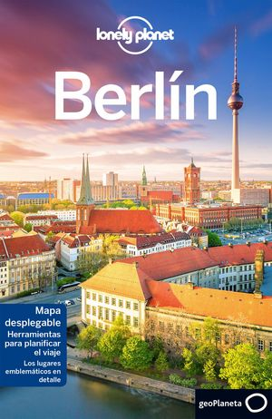 BERLÍN 2017 LONELY PLANET
