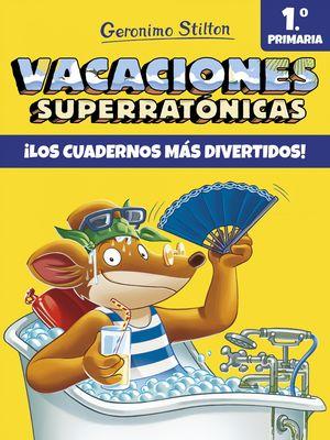 VACACIONES SUPERRATÓNICAS 1 STILTON